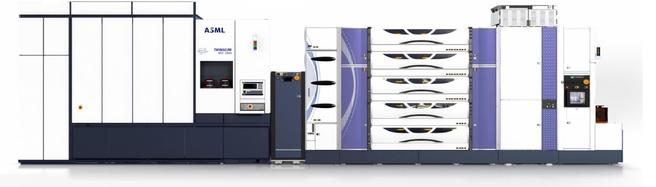 ASML-lithografiemachine