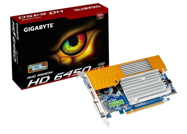 Gigabyte GV-R645SC-1GI