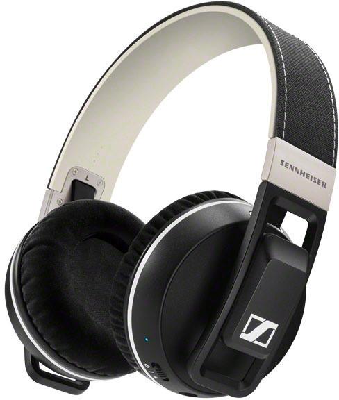 Sennheiser Urbanite XL Wireless (zwart) - Mobile Stereo Bluetooth (In-line universal remote control) (Multi-color)