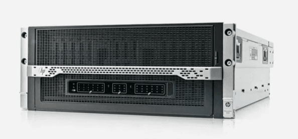 HP Moonshot 1500 Chassis