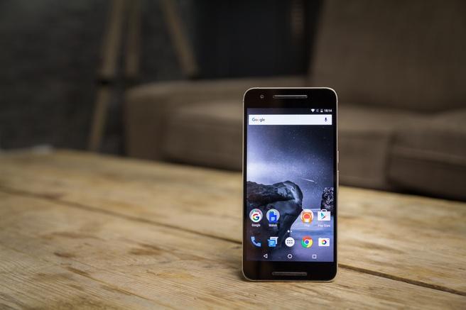 Huawei Nexus 6P - productfoto's
