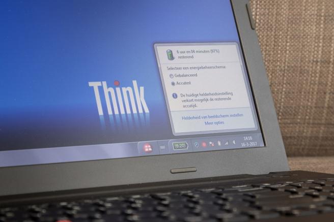 Lenovo Thinkpad E550 accu