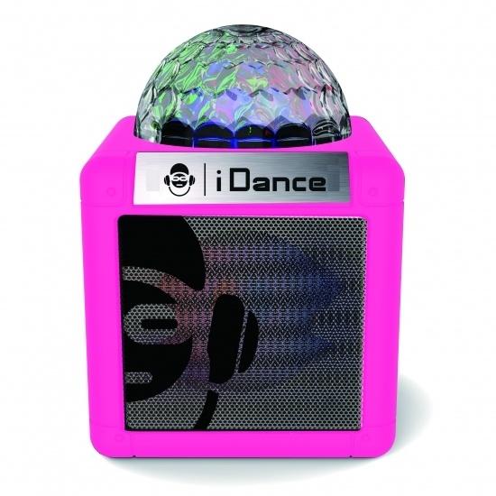 iDance Cube Nano CN-1 Roze