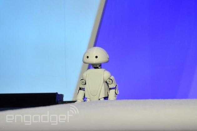 Intel robot 3d-print