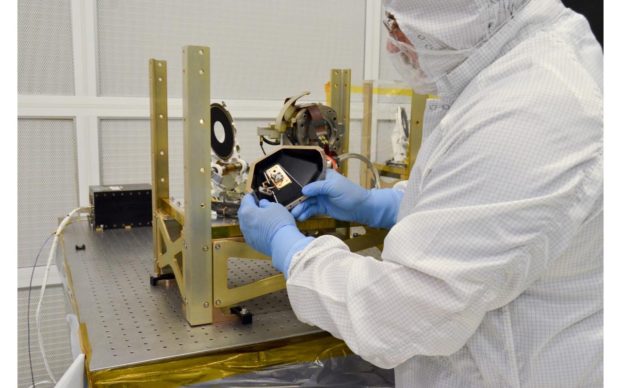 NASA LCRD modules