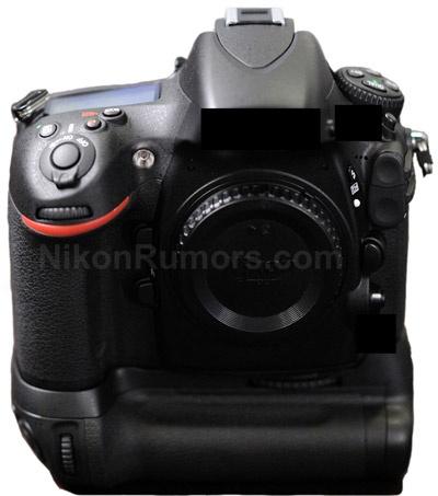 Foto vermeende Nikon D800