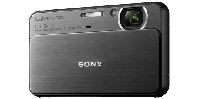 Sony Cybershot DSC-T99 Zwart