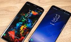 Samsung Galaxy S9 en S9+ Review