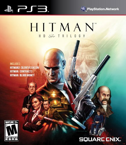 Hitman HD Trilogy PlayStation 3