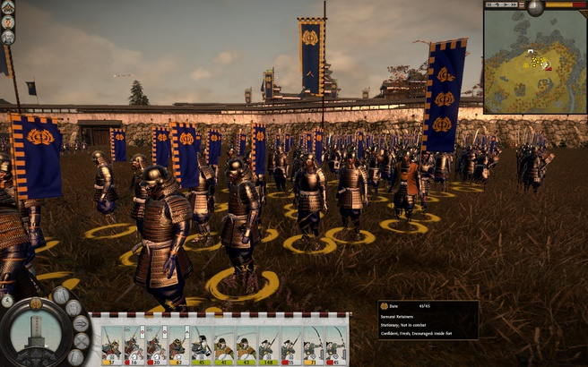 Shogun: total war 2