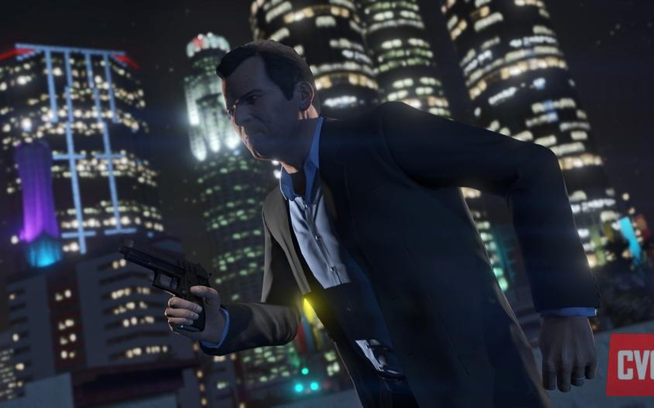 GTA V voor PS4, Xbox One en pc