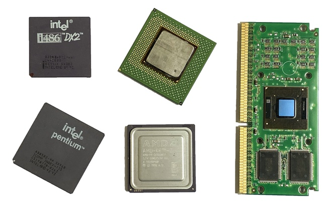 Oude processors