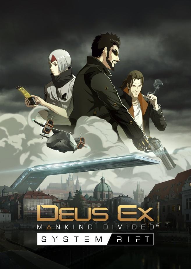 Deus Ex System Rift