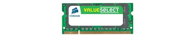 Corsair Value Select CM3X2GSD1066