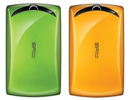 Silicon Power Stream S10 500GB Orange