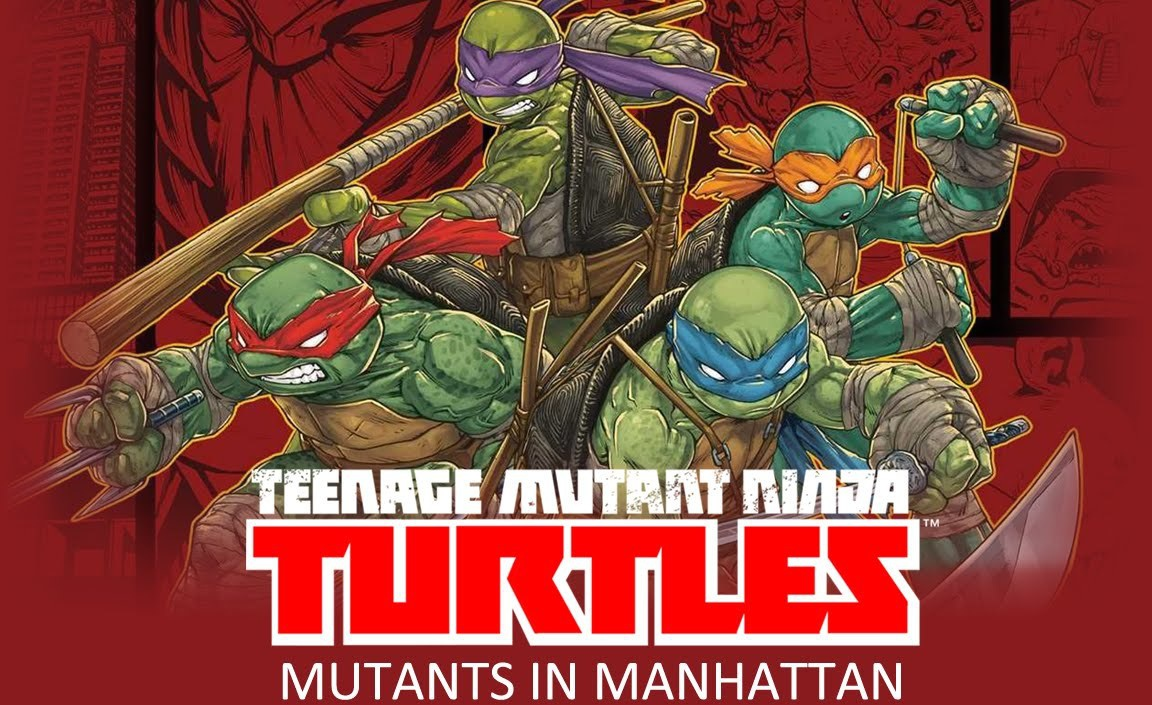 Teenage Mutant Ninja Turtles Mutants In Manhattan Ps3 Prijzen