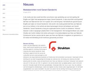 Centric en Structon verklaren vertrouwen in deskundigheid Rian van Rijbroek