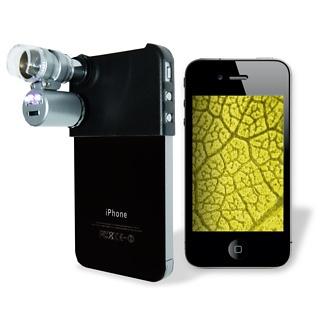 iPhone microscoop
