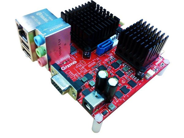 AMD Gizmo Board