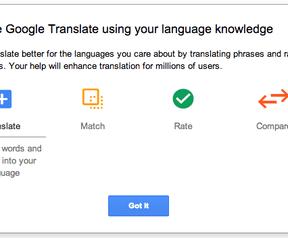 Google Translate Community