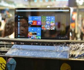 Raytheon Unsia laptop IP68