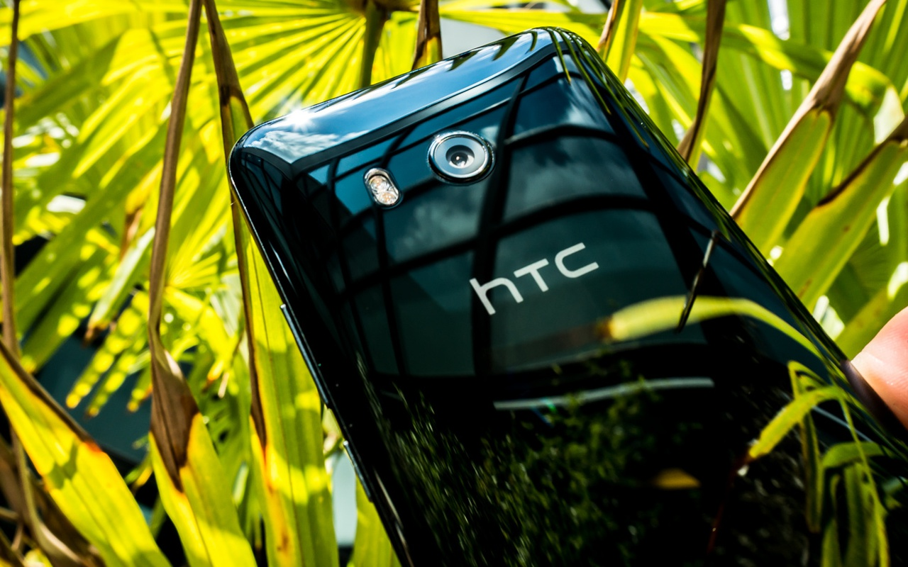 HTC U11 productfoto's preview