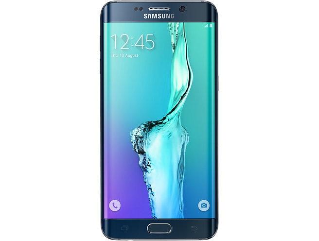 Samsung Galaxy S6 edge+ Zwart