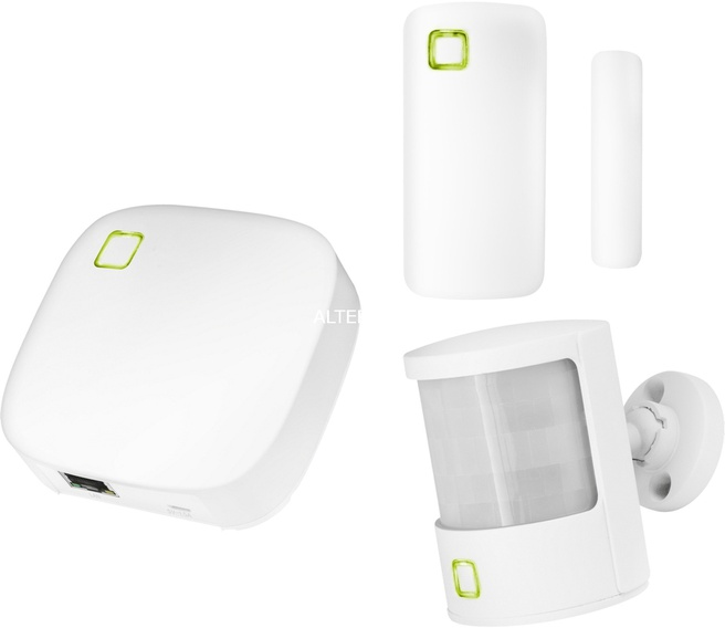 Trust Zigbee bundel (Control Station Z1 + Wireless Contact Sensor ZCTS-808 + Wireless Motion Sensor ZPIR-8000)