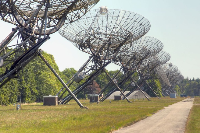 WesterBork Synthesis Radio Telescope