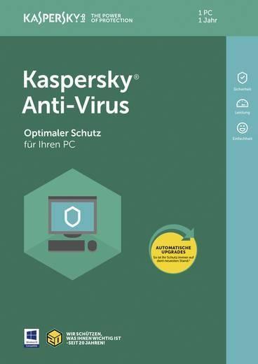 Kaspersky Lab Anti-Virus 2018