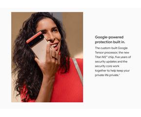 Google Pixel 6 Tensor Soc. Immagini di marketing trapelate