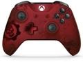 Goedkoopste Microsoft Xbox One Wireless Controller (V2) - Gears of War 4 Crimson Omen Limited Edition Rood