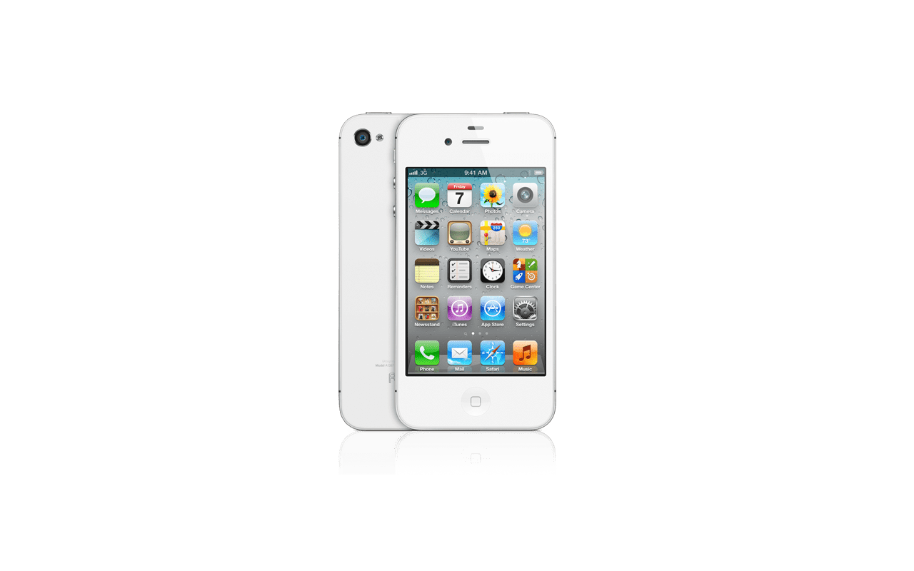 Apple iPhone 4S Wit