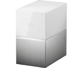 WD MyCloud Home Duo 12TB BMUT0120JWT NAS System extern retail 12TB