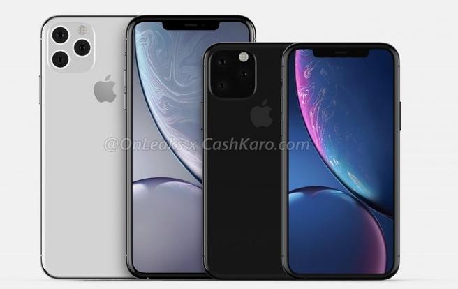 Iphone XI en Max