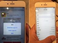 iPhone 6 in handen van Chinezen