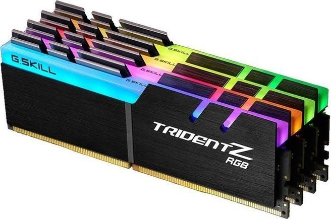 G.Skill Trident Z RGB Trident Z F4-3200C15Q-64GTZR