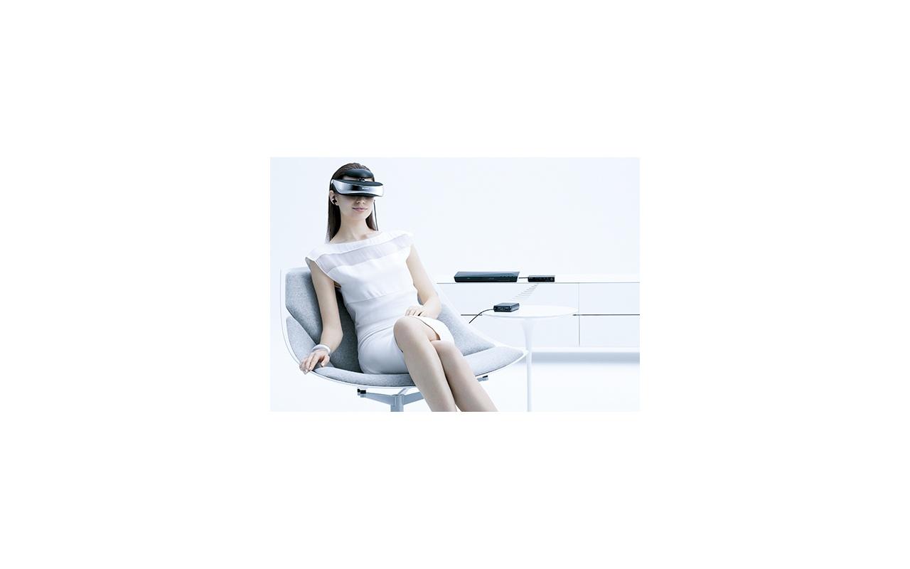 Sony HMZ-T3W Head Mounted Display
