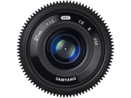 Samyang Optics 21mm T1.5 ED AS UMC CS