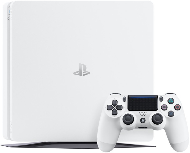 Sony PlayStation 4 Slim 500GB Wit