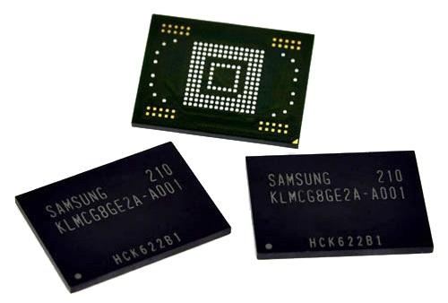 Samsung flashgeheugen