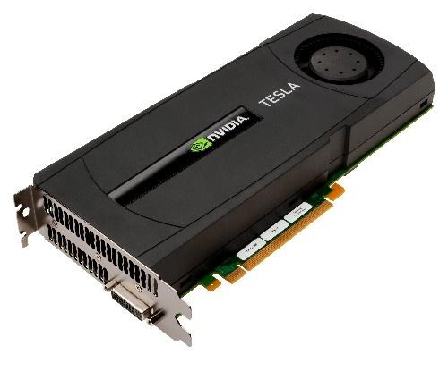 PNY NVIDIA TESLA  C2050 +++ / 448 processor cores CUDA based GPU for parallel enterprise computing