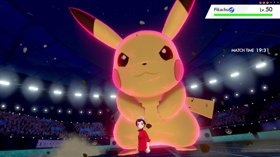 Pokemon Sword en Pokemon Shield