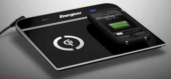 Qi-charger van Energizer