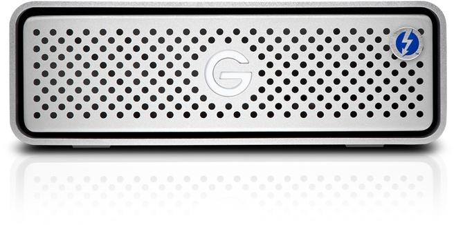 G-Technology G-DRIVE Thunderbolt 3