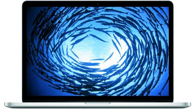 """15"""" MacBook Pro (voorjaar 2015)"""