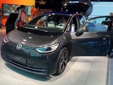 VW ID.3 antraciet
