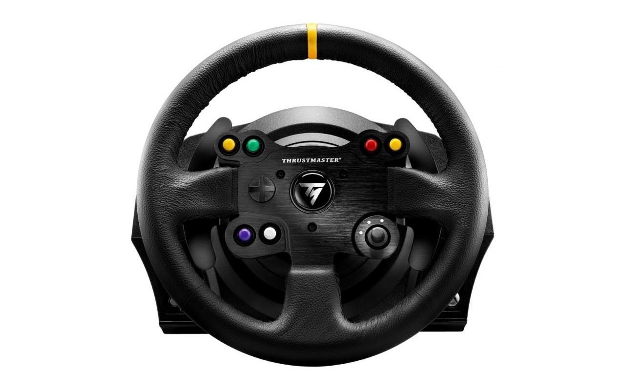 thrustmaster tx racing wheel leather edition zwart specificaties tweakers. Black Bedroom Furniture Sets. Home Design Ideas