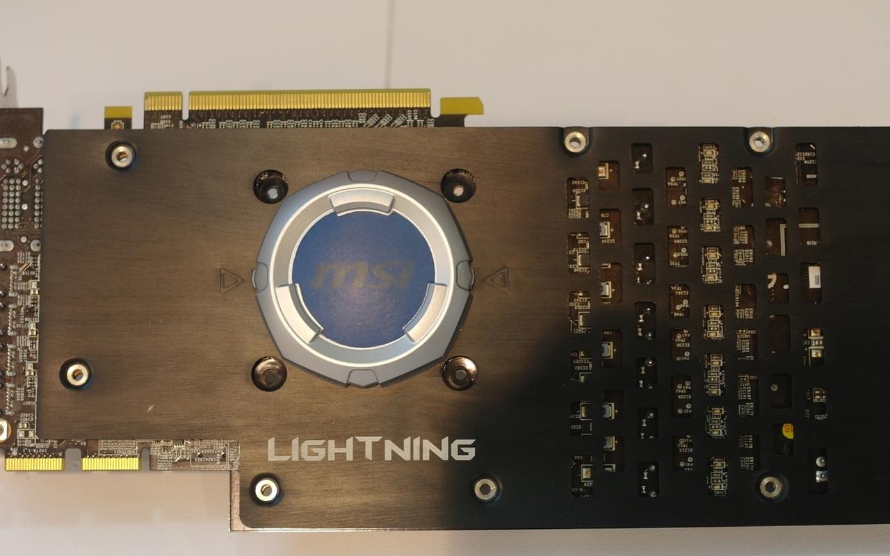 MSI R7970 Lightning videokaart