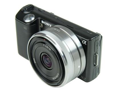 Sony NEX-5 Inleiding